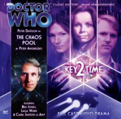 Doctor Who Books - Key 2 Time: The Chaos Pool (Doctor Who)