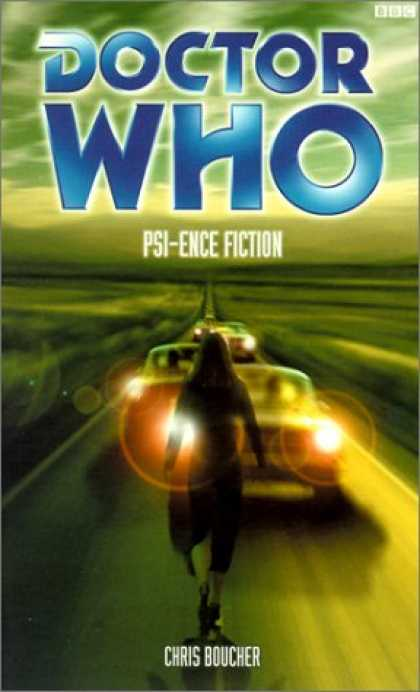 Doctor Who Books - Psi-Ence Fiction (Doctor Who)