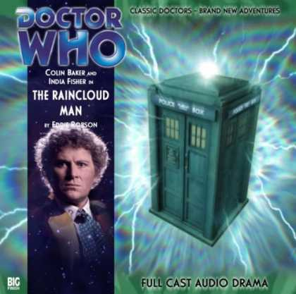 Doctor Who Books - The Raincloud Man (Doctor Who)