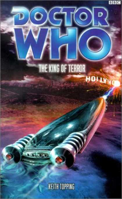 Doctor Who Books - The King of Terror (Doctor Who)