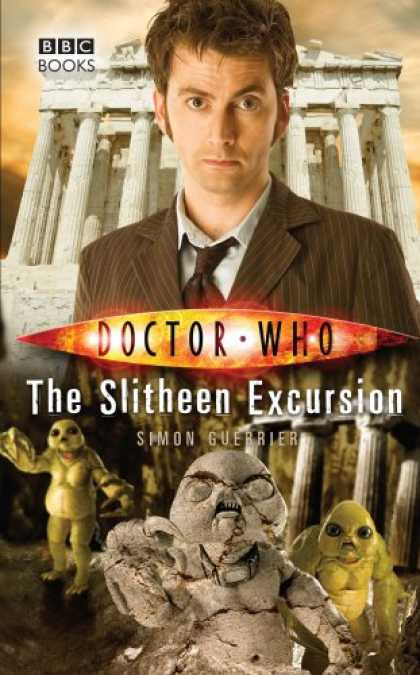Doctor Who Books - Doctor Who: The Slitheen Excursion