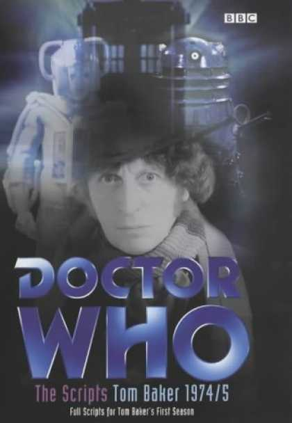 Doctor Who Books - Doctor Who - The Scripts, Tom Baker 1974-5