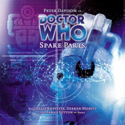 Doctor Who Books - Doctor Who: Spare Parts (Big Finish Audio Drama)