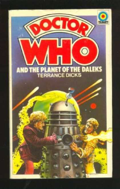 Doctor Who Books - Doctor Who and the Planet of the Daleks