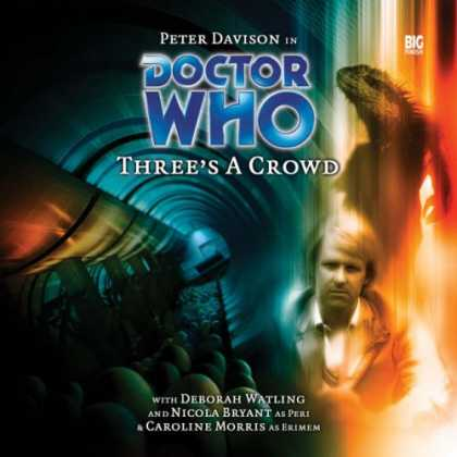 Doctor Who Books - Three's a Crowd (Doctor Who)