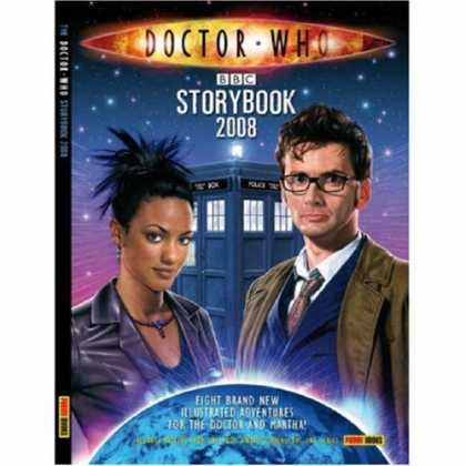 Doctor Who Books - Doctor Who Storybook 2008: Storybook (Dr Who): Storybook (Dr Who)