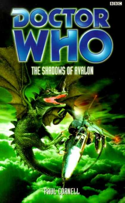 Doctor Who Books - Doctor Who: The Shadows of Avalon