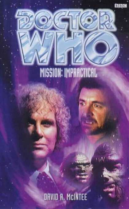 Doctor Who Books - Mission: Impractical (Dr. Who Series)