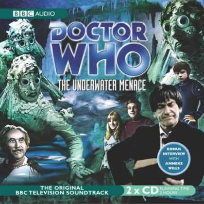 Doctor Who Books - Doctor Who: The Underwater Menace (BBC Audio Collection)