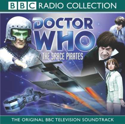 Doctor Who Books - Doctor Who: The Space Pirates (BBC TV Soundtrack)