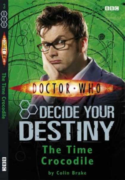"Doctor Who Books - The Time Crocodile: Decide Your Destiny No. 3 ( "" Doctor Who "" )"