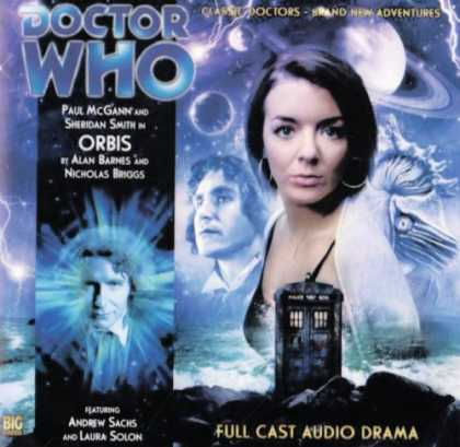 Doctor Who Books - Orbis (Doctor Who: The New Eighth Doctor Adventures)