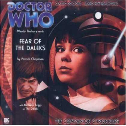Doctor Who Books - Fear of the Daleks (Doctor Who: The Companion Chronicles)