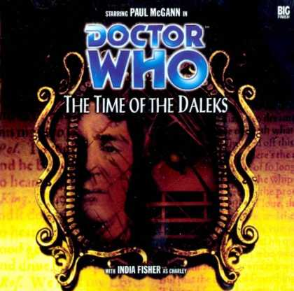 Doctor Who Books - The Time of the Daleks (Doctor Who)