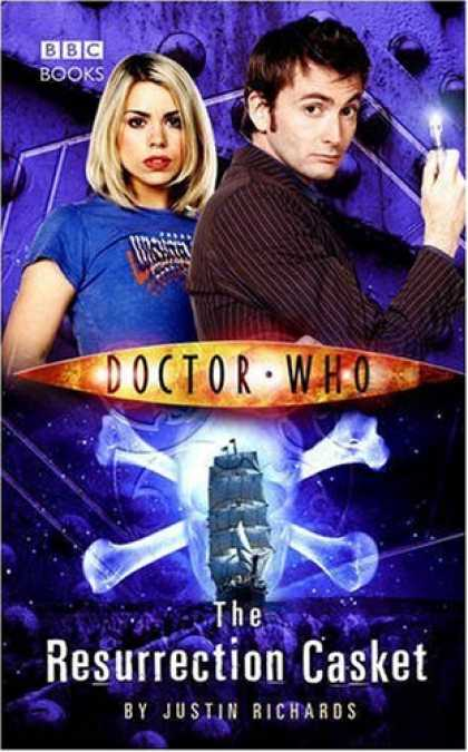 Doctor Who Books - Doctor Who: The Resurrection Casket