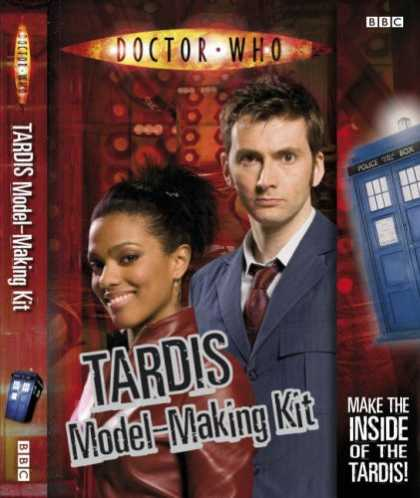 "Doctor Who Books - "" Doctor Who "" TARDIS Model-making Kit ( "" Doctor Who "" )"