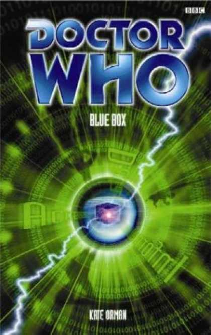 Doctor Who Books - Blue Box (Doctor Who)