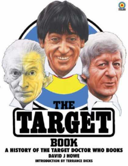 Doctor Who Books - Target: A History of the Target Doctor Who Books