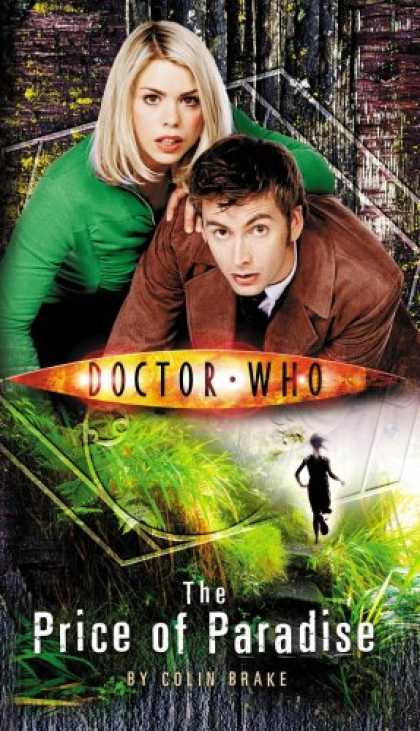 Doctor Who Books - The Price of Paradise (Doctor Who)