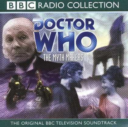 Doctor Who Books - Doctor Who: The Myth Makers