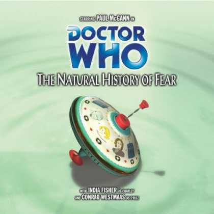 Doctor Who Books - The Natural History of Fear (Doctor Who)