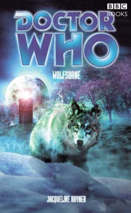 Doctor Who Books - Wolfsbane (Doctor Who)