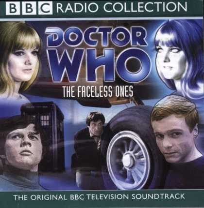 Doctor Who Books - Doctor Who: The Faceless Ones (BBC TV Soundtrack)