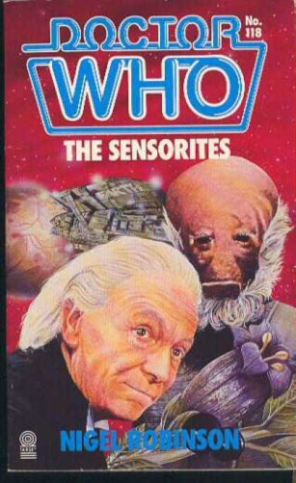 Doctor Who Books - Doctor Who: The Sensorites