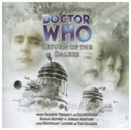 Doctor Who Books - Return of the Daleks (Doctor Who)