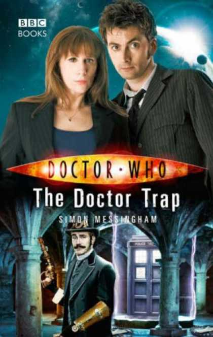 Doctor Who Books - Doctor Who: The Doctor Trap