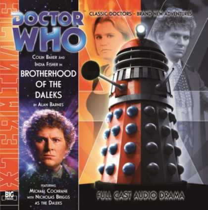 Doctor Who Books - Brotherhood of the Daleks (Doctor Who)