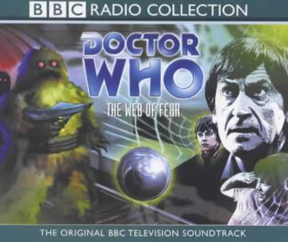 Doctor Who Books - Doctor Who: The Web of Fear