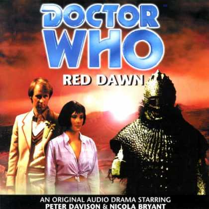 Doctor Who Books - Red Dawn (Doctor Who)