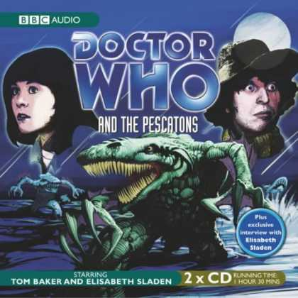 "Doctor Who Books - ""Doctor Who"" and the Pescatons (BBC Audio Collection)"