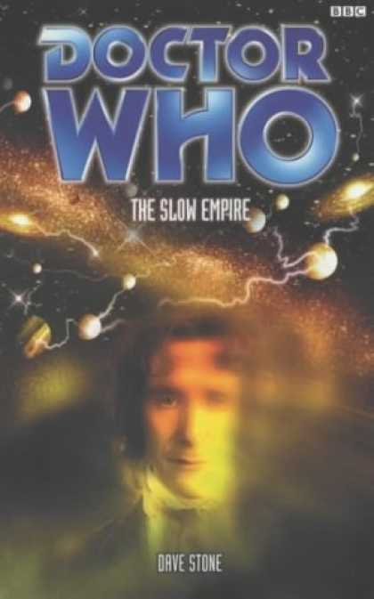Doctor Who Books - The Slow Empire (Doctor Who)