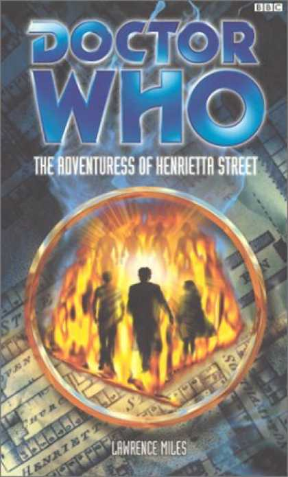 Doctor Who Books - The Adventuress of Henrietta Street (Doctor Who)
