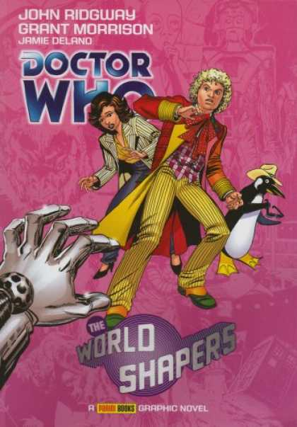 Doctor Who Books - Doctor Who: The World Shapers
