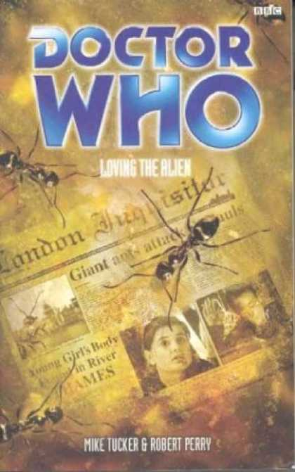 Doctor Who Books - Doctor Who: Loving The Alien