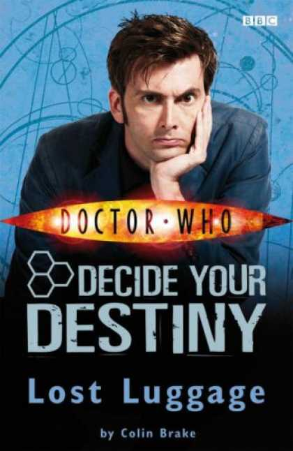 Doctor Who Books - Doctor Who: Lost Luggage: Decide Your Destiny: Story 1