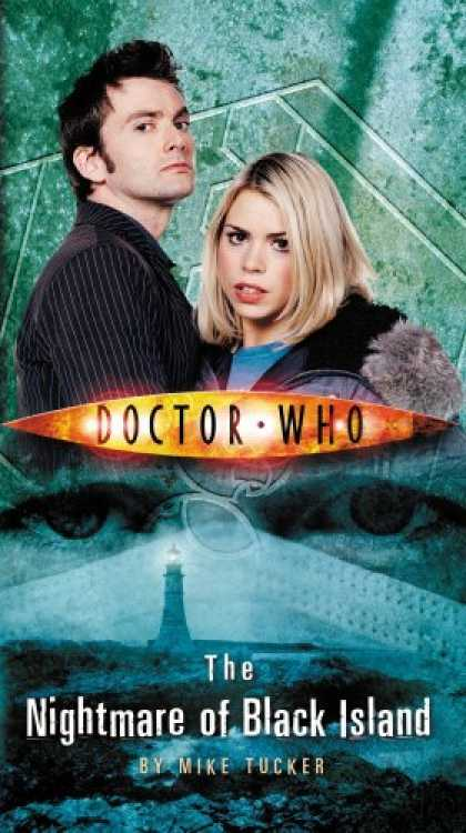 Doctor Who Books - Doctor Who: The Nightmare Of Black Island