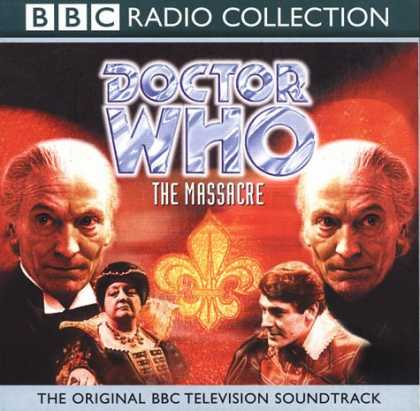 Doctor Who Books - The Massacre (Doctor Who)