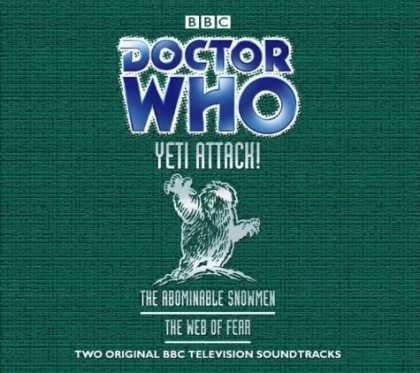Doctor Who Books - Doctor Who: Yeti Attack! (BBC Radio Collection)
