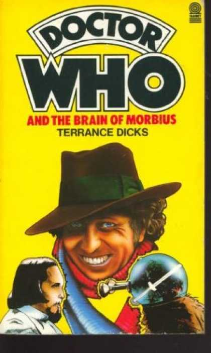 Doctor Who Books - Doctor Who the Brain of Morbius (Dr Who)