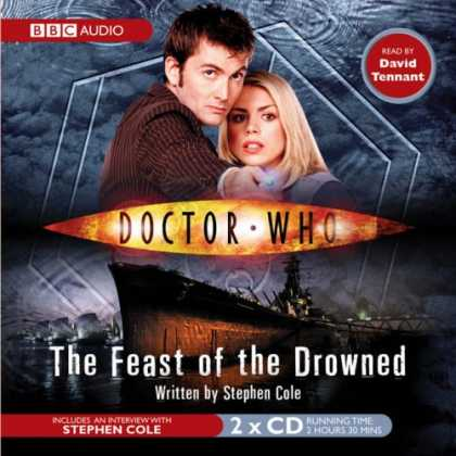 "Doctor Who Books - ""Doctor Who"", the Feast of the Drowned (Dr Who)"