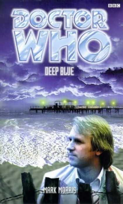 Doctor Who Books - Deep Blue (Doctor Who Series)