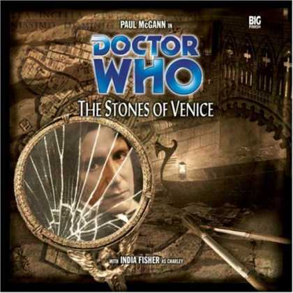 Doctor Who Books - The Stones of Venice (Doctor Who)