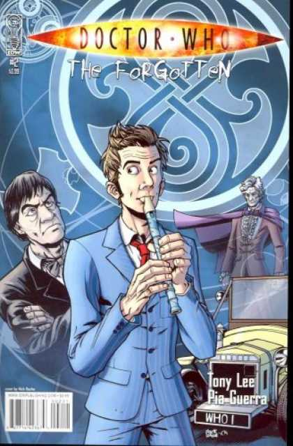 Doctor Who Books - Doctor Who Forgotten #2 Comic Book