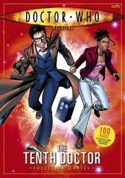 Doctor Who Books - Doctor Who Magazine Special #19 - The Tenth Doctor Collected Comics