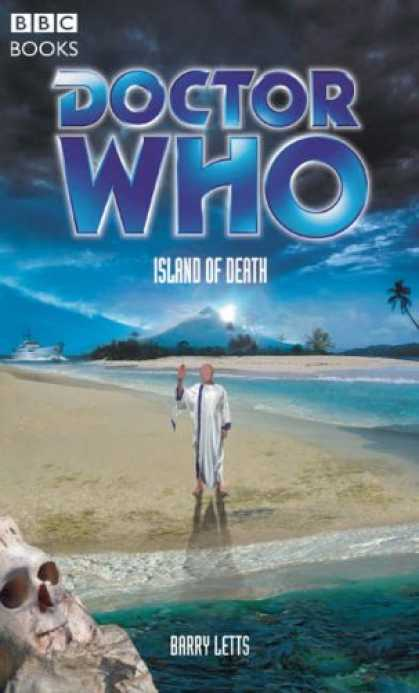 Doctor Who Books - Doctor Who: Island Of Death (Dr Who)