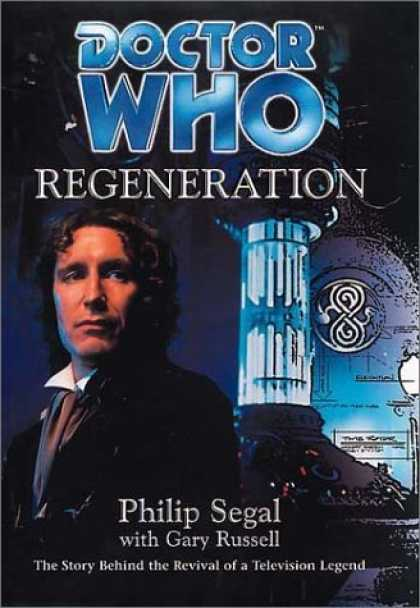 Doctor Who Books - Doctor Who : Regeneration